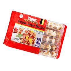 業務スーパーの「ベルギーワッフル」